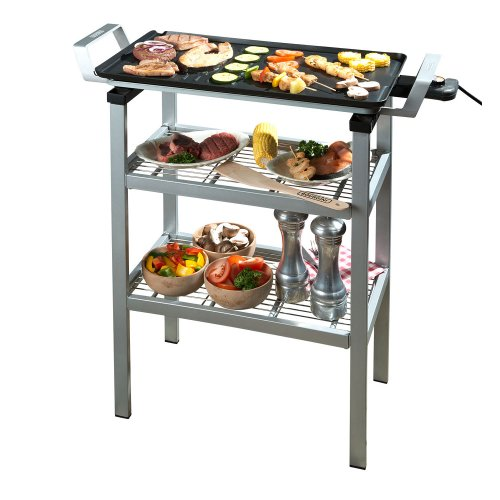 Bourgini outdoor duo multiplate is grill