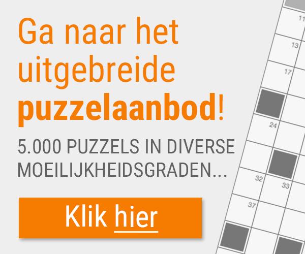 Ontdek meteen alle puzzels op Puzzelclub.be. Klik en speel meteen mee.