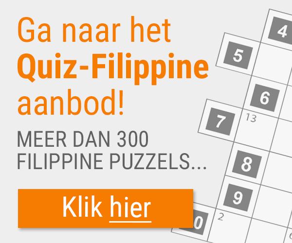 Naar puzzelclub quiz filippine's