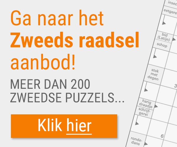 Naar puzzelclub zweedse puzzels