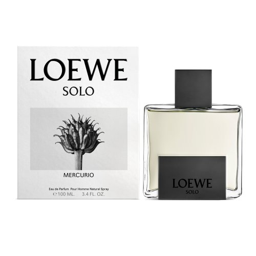 Loewe eau de parfum Solo Mercurio 100 ml