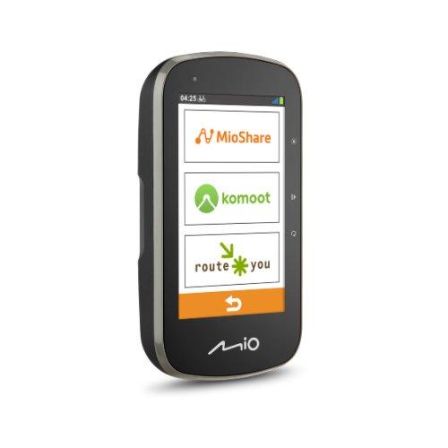 Mio GPS Cyclo Discover Plus 4